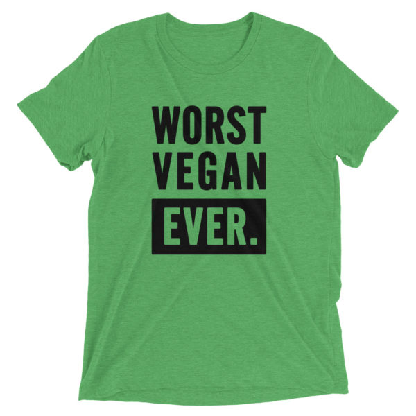 Worst vegan ever 3